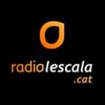 Logo da emissora Ràdio L'Escala 107.6 FM