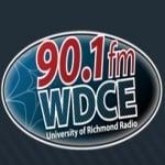 Logo da emissora WDCE 90.1 FM