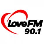 Logo da emissora Radio Love 90.1 FM