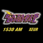 Logo da emissora Radio Éxtasis Digital 1530 AM