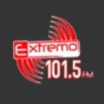 Logo da emissora Radio Extremo 101.5 FM