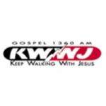 Logo da emissora KWWJ 1360 AM
