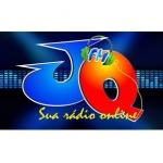 Logo da emissora JQ Rádio Web