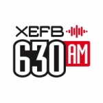 Logo da emissora Radio FB 630 AM