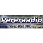 Logo da emissora Voru Pereraadio 95.7 FM