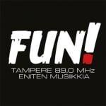 Logo da emissora FUN Tampere 89.0 FM
