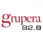 Logo da emissora Radio Grupera 92.9 FM