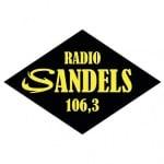 Logo da emissora Radio Sandels 106.3 FM