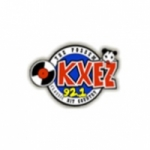 Logo da emissora KXEZ 92 FM