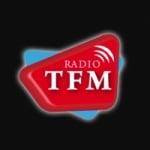Logo da emissora Radio TFM 90.2 FM