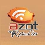 Logo da emissora Azot Radio 98.9 FM