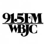 Logo da emissora Radio WBJC 91.5 FM