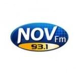Logo da emissora Nov 93.1 FM