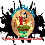 Logo da emissora Radio Corte de Pedra FM 107.9