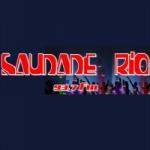 Logo da emissora Rádio Saudade RJ