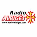 Logo da emissora Radio Albiges 95.4 FM