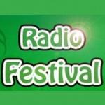 Logo da emissora Radio Festival 107.4 FM