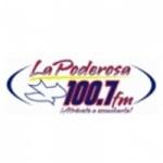 Logo da emissora KXZY 100.7 FM