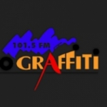 Logo da emissora Radio Graffiti 101.5 FM