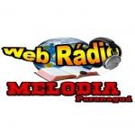 Logo da emissora Web Rádio Melodia Paranaguá