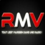 Logo da emissora RMV Radio 107.9 FM
