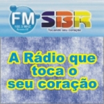 Logo da emissora FM SBR