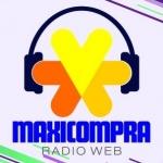 Logo da emissora Rádio Maxicompra