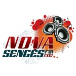 Logo da emissora Rádio Nova Sengés 87.9 FM