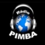 Logo da emissora Rádio Pimba