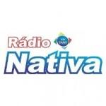 Logo da emissora Rádio Nativa Canaã  Web