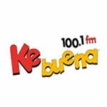 Logo da emissora Radio Ke Buena 100.1 FM