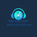 Logo da emissora Rádio Conect Music