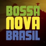 Logo da emissora Rádio Bossa Nova Hits