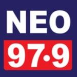 Logo da emissora Neo Radiofono 97.9 FM