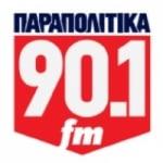 Logo da emissora Parapolitika 90.1 FM