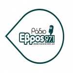Logo da emissora Radio Evros 97.1 FM