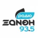 Logo da emissora Radio Xanthi