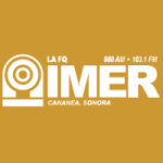 Logo da emissora Radio La FQ 980 AM 103.1 FM