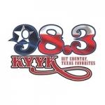 Logo da emissora KYYK 98.3 FM