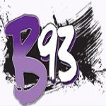 Logo da emissora KZBT 93.3 FM
