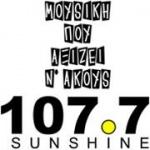 Logo da emissora Sunshine 107.7 FM