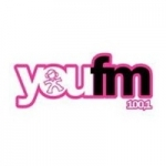 Logo da emissora You 100.1 FM