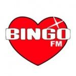 Logo da emissora Bingo 107.7 FM