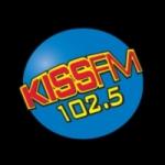 Logo da emissora KZII 102.5 FM