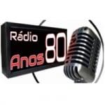 Logo da emissora Rádio Anos 80