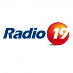 Logo da emissora Radio 19 FM 98.2