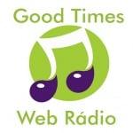 Logo da emissora Good Times Web Rádio