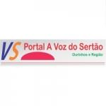 Logo da emissora Rádio A Voz do Sertão