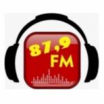 Logo da emissora Rádio Atividade 87.9 FM