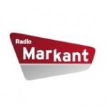 Logo da emissora Radio Markant 106.3 FM